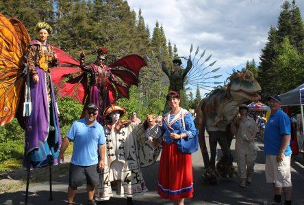 La Feria de Port-Cartier: La magie opère à nouveau