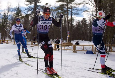Antoine Briand skiera avec l'élite mondiale