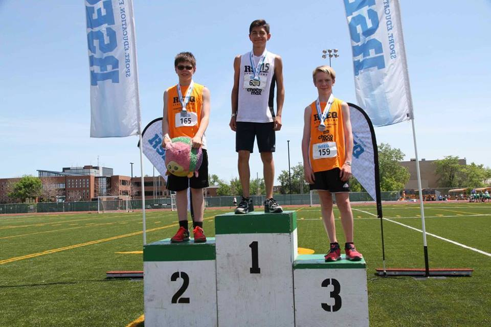 La Côte-Nord s'empare de 13 médailles au Championnat provincial d'athlétisme RSEQ