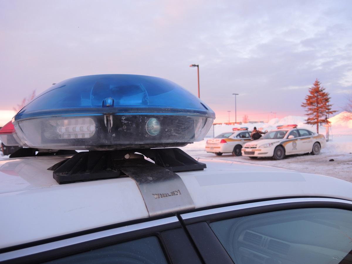 Opération policière en cours à Port-Cartier