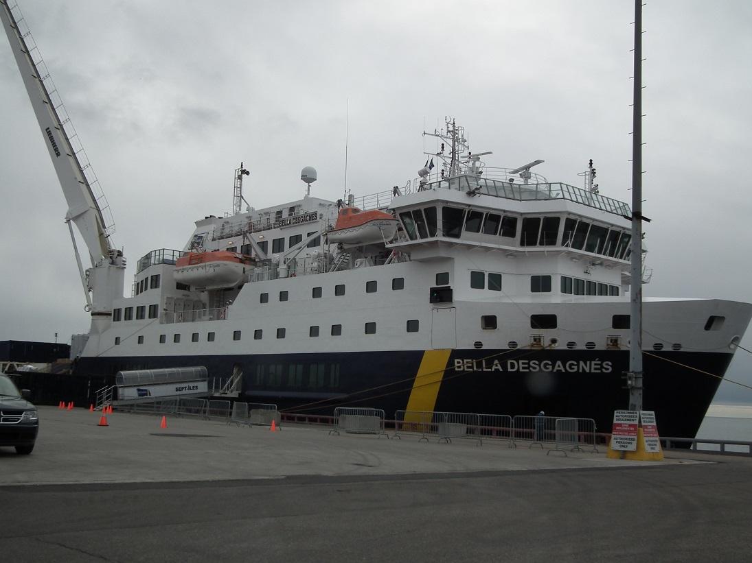 Un lien maritime Minganie-Anticosti-Gaspésie pour accroître le tourisme