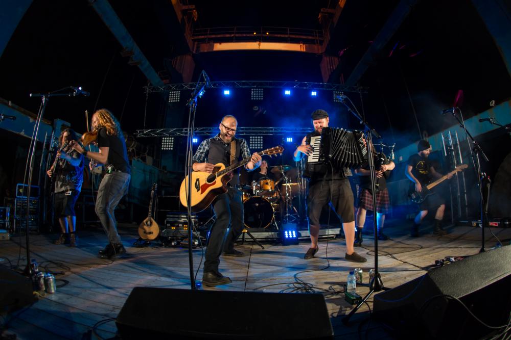 Bodh'aktan en vedette au Vieux Quai en Fête et au Festival de la Famille