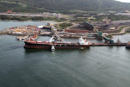 Pointe-Noire: Québec prêt à investir 68 millions $ pour les actifs de Cliffs
