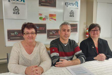 La CSN consulte les employés de soutien du monde scolaire