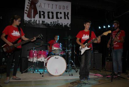 Camp Attitude Rock: Une expérience formatrice vécue par des jeunes à Sept-Îles