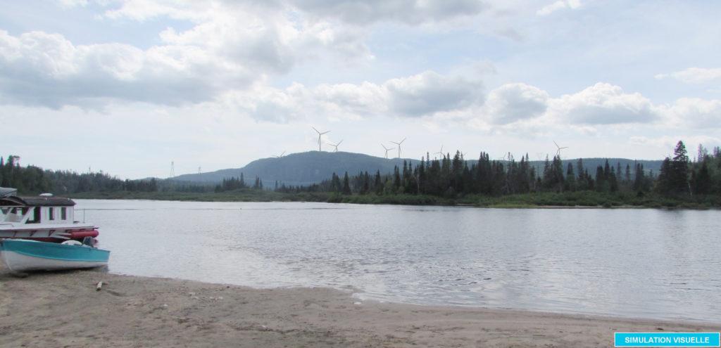 La Nation Innue défend le projet éolien Apuiat de Port-Cartier