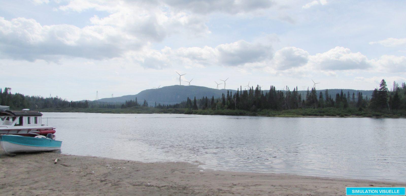 Projet éolien Apuiat : l'annonce du gouvernement est bien accueillie dans la région