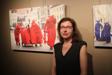 «Mutations/Rituels»: Christine Comeau redéfinit les frontières physiques