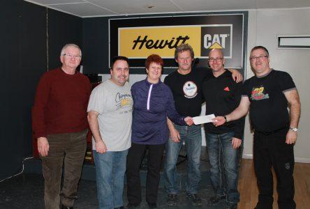 Butland, Gagnon et Maloney guident leur équipe à la victoire au Tournoi Hewitt Invitation de Port-Cartier