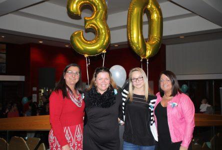 La Maison des femmes de Sept-Îles célèbre en grand son 30e anniversaire