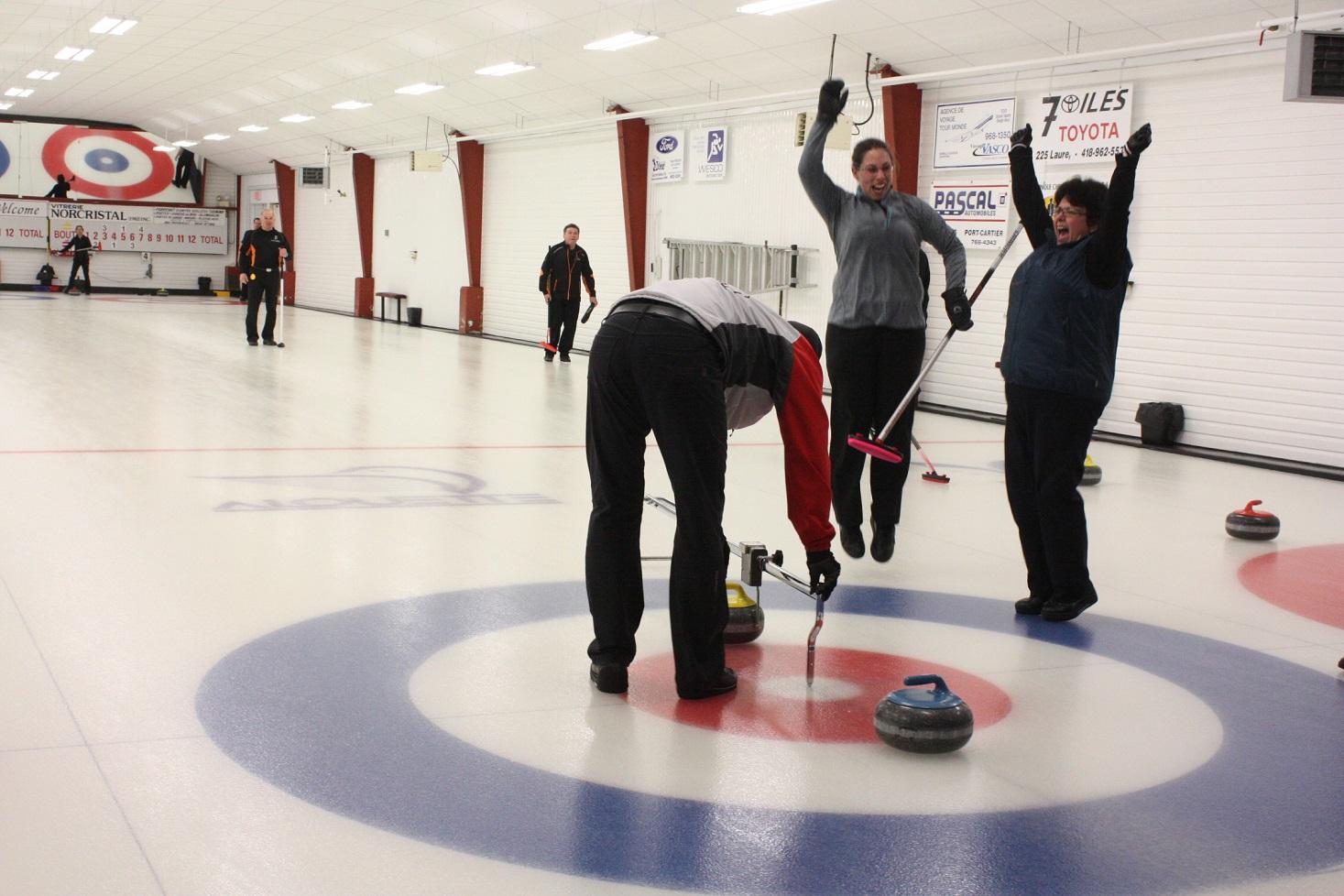 Le Club de curling de Sept-Îles reprend vie le 7 septembre
