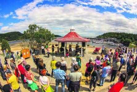 Festival de la chanson de Tadoussac – De Ferland à Marjo en passant par Klô Pelgag