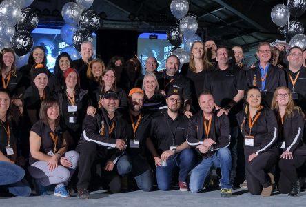 Tournoi Orange  Alouette : après un autre succès, en route vers la 41e édition