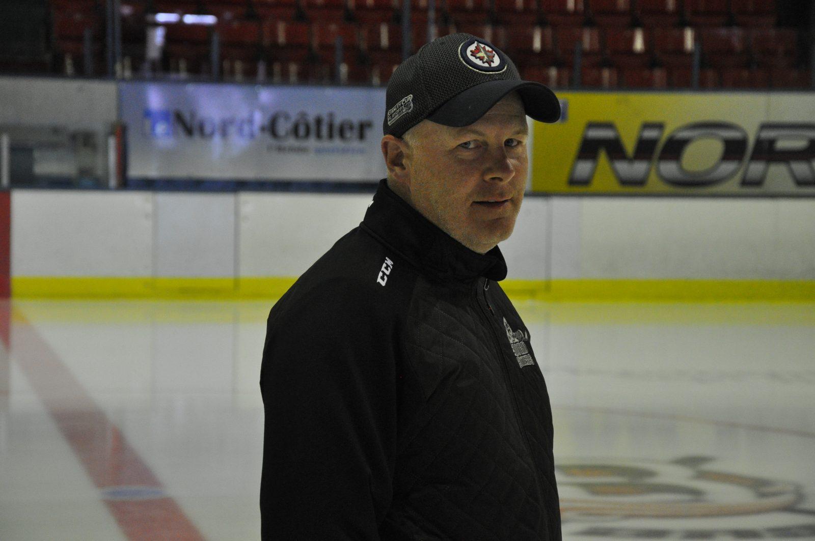 Hockey Senior : Septiliens en renfort avec les Excavations A. Savard