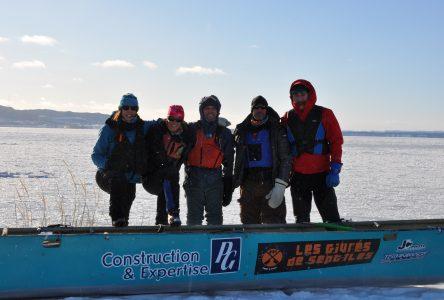 Les Givrés de Sept-Îles se présentent comme fiers représentants nord-côtiers