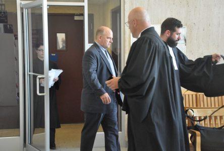 Procès George Evarts: l'accusé se fera entendre mercredi