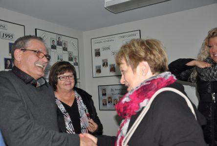 Alain Thibault élu maire de Port-Cartier