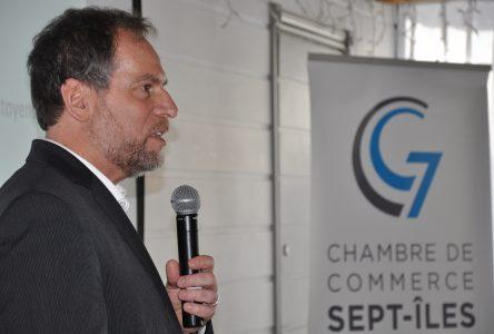 Mine Arnaud: Des entrepreneurs demandent l'appui du maire