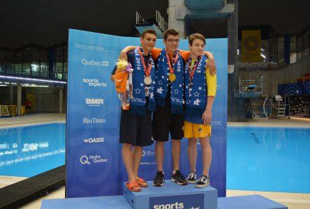 Jeux du Québec: Une 4e médaille au tableau pour la Côte-Nord