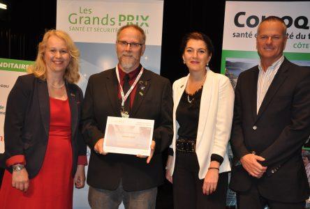 Grands Prix santé et sécurité du travail: Fabnor, Alouette et Hydro-Québec honorés