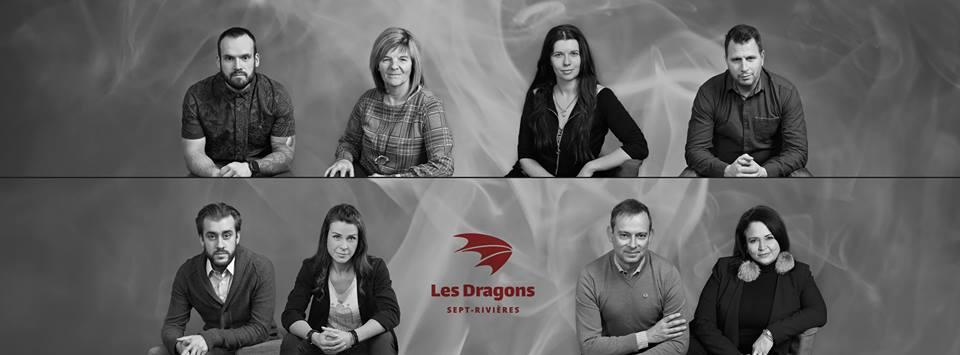 Les six finalistes des Dragons Sept-Rivières sont connus