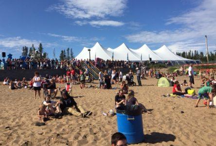 Festival de la Famille: achalandage à la hausse