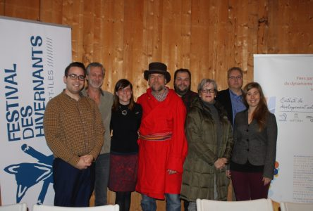 Festival des Hivernants:Un festival hivernal reprend du service à Sept-Îles