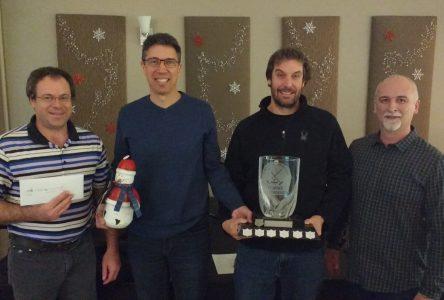 Denis Laflamme remporte plus de 900 $ au Skins Game Boulons LPG