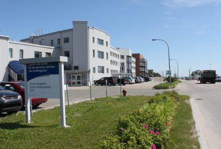 Hôpital de Havre-Saint-Pierre : les visites sont interdites aux soins de courte durée