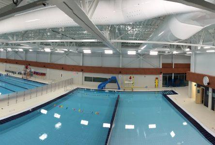 Le complexe aquatique accueillera à nouveau les utilisateurs le 5 octobre