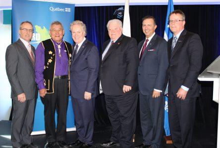 Alouette: Québec octroie un bloc énergétique de 500MW