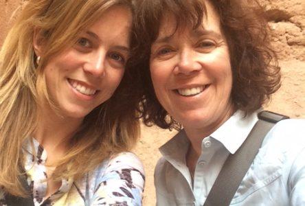 31e Marathon des Sables: Le défi qui attend Anne Ross et sa fille Marie-Kristelle