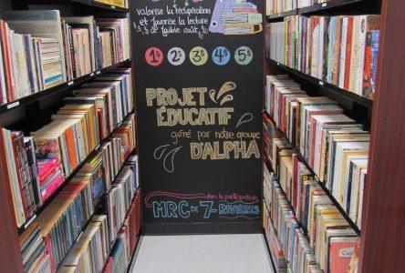 Nouveau service de vente de livres usagés