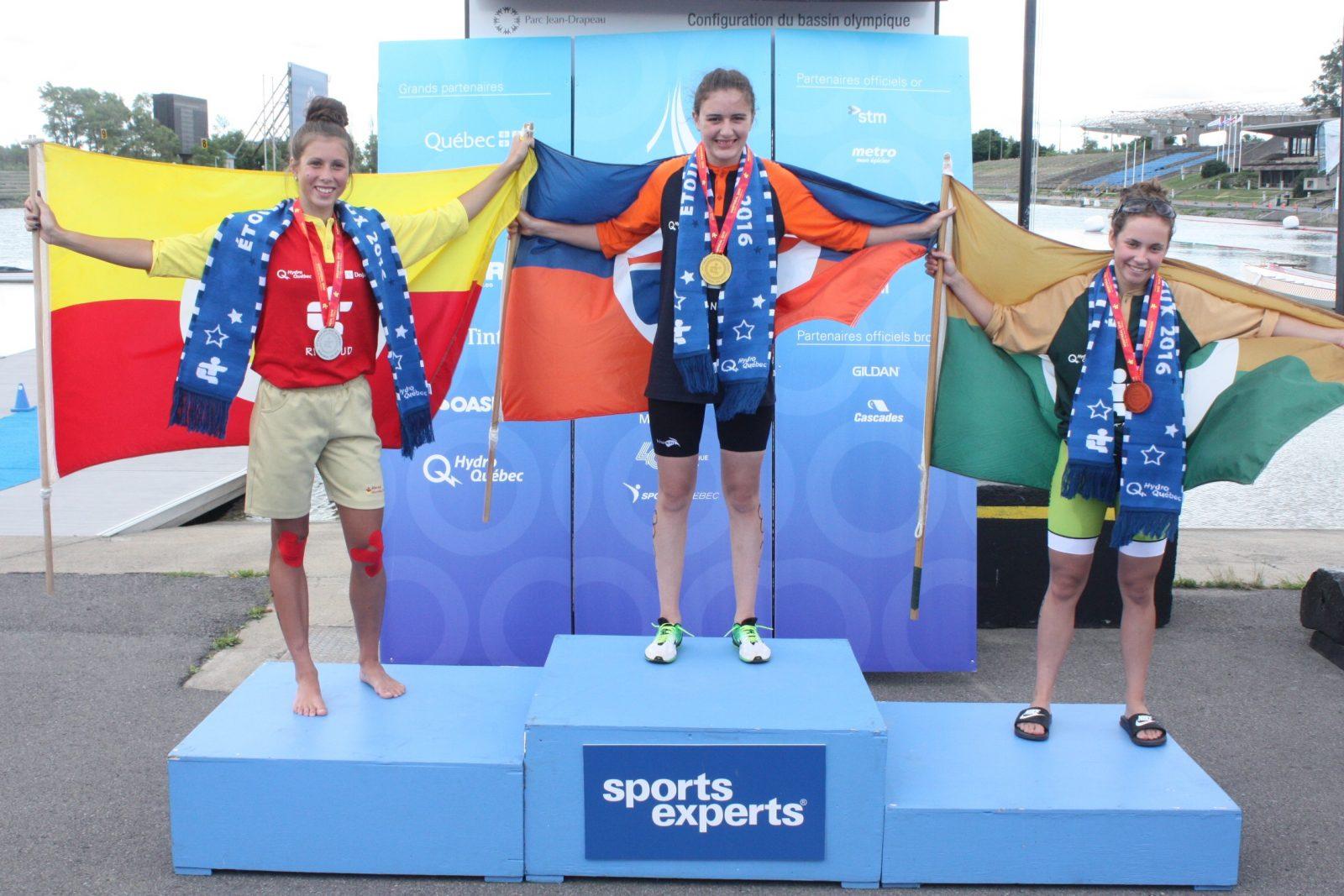 51e Finale des Jeux du Québec: Trois médailles pour les Nord-Côtiers