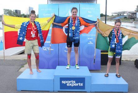 Trois nouvelles médailles pour la Côte-Nord