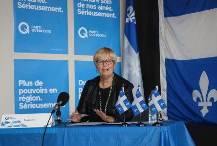 La députée dresse ses attentes face au premier budget du gouvernement Legault