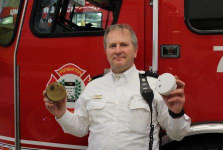 Incendie : sauvés par une tournée de prévention des pompiers