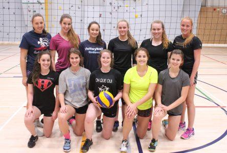 Les Voyageurs en volleyball féminin se feront une idée à Chicoutimi
