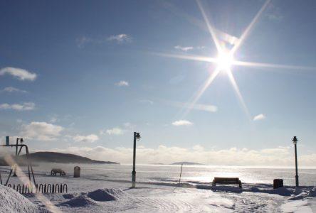 Sept-Îles : La matinée la plus froide depuis 55 ans
