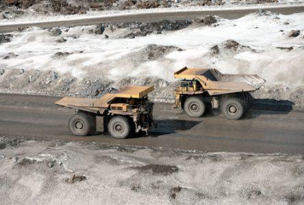 Investissement dans les mines: Le Québec se classe 8e