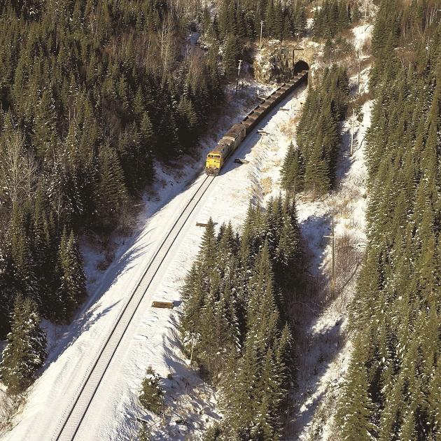 Un incident ferroviaire fait quatre blessés au Labrador
