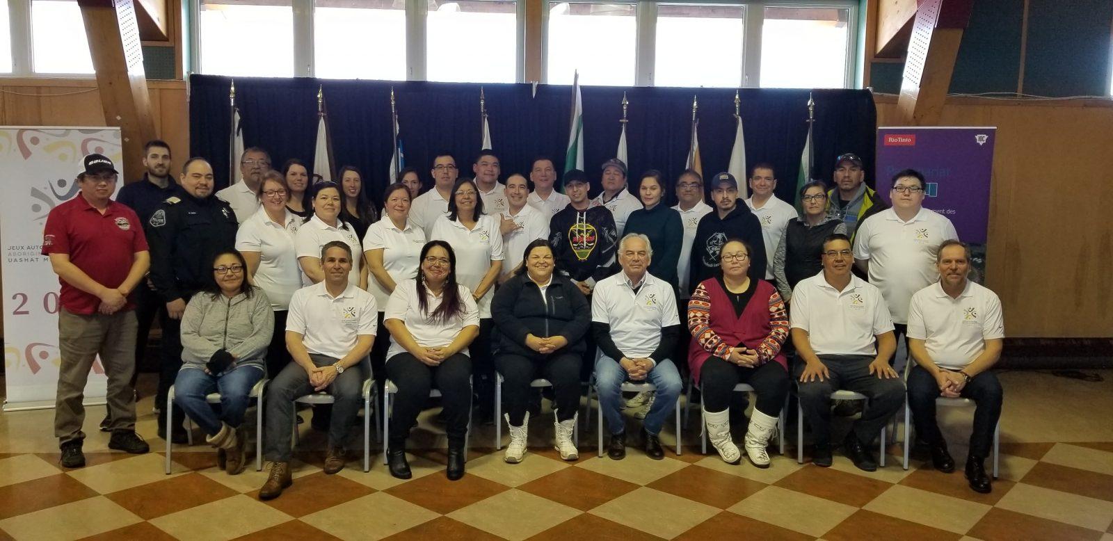 En route pour les Jeux autochtones Inter-bandes 2019