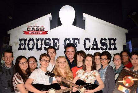Voyage musical à Nashville: Les élèves de l'IESI reviennent la tête haute