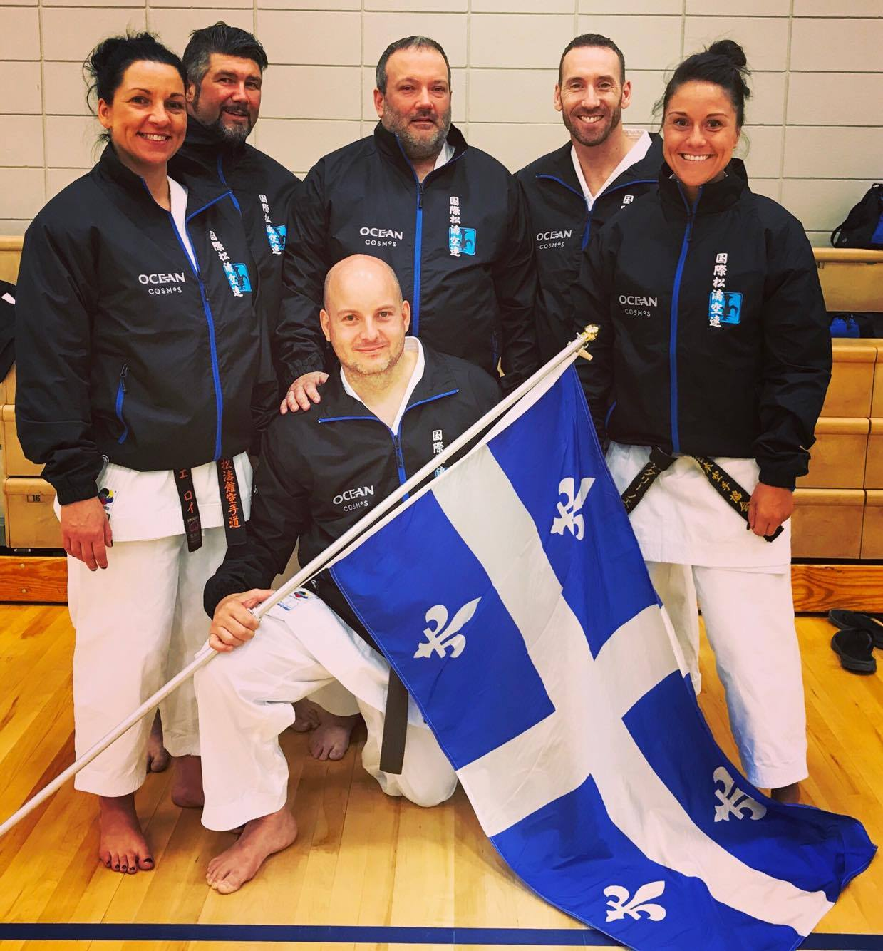L'Institut Shotokan s'illustre déjà sur le circuit provincial