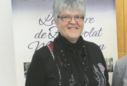 Port-Cartier: Laurencia Bond se présente comme conseillère
