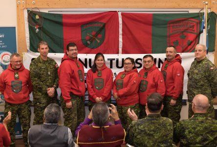 AQIKGIK: Un exercice «réussi» pour les Rangers canadiens