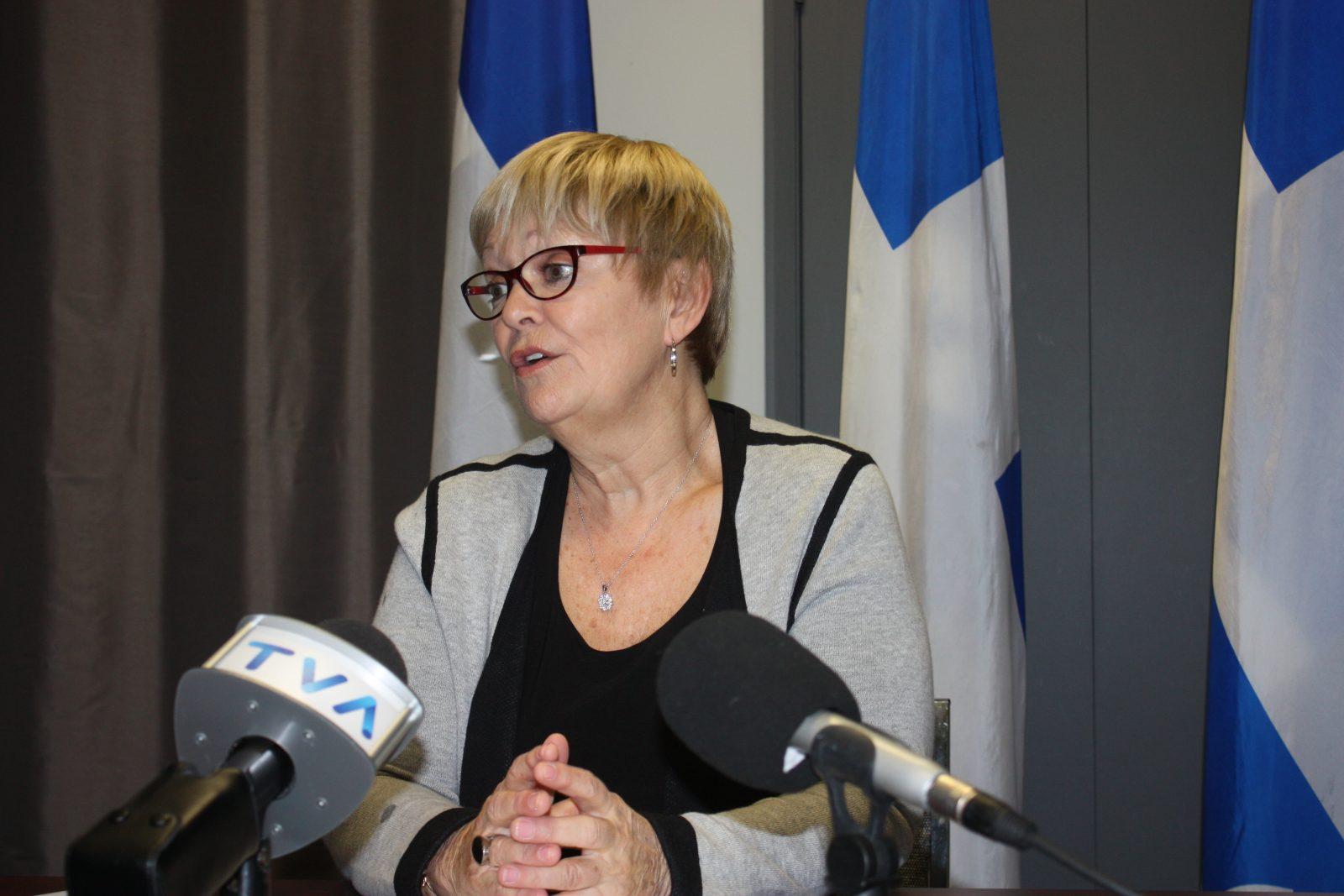 Un budget décevant pour Duplessis, selon Lorraine Richard