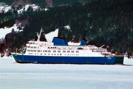 Navire de remplacement : la STQ pourrait déposer une offre d'achat la semaine prochaine