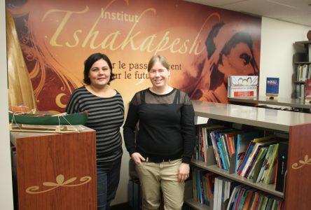 Institut Tshakapesh:Un centre de documentation accessible à tous
