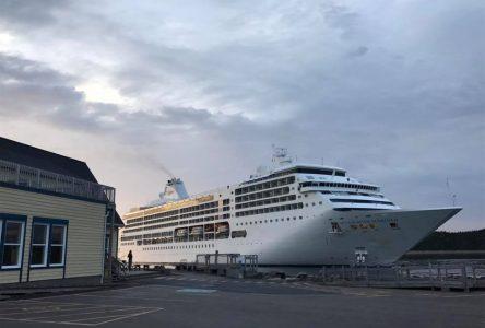 Saison record pour les croisières à Havre-Saint-Pierre